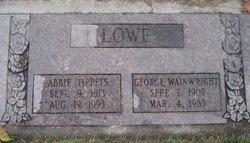 George Wainwright Lowe