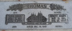 Emmett Joseph Thomas