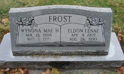 Eldon Lenae Frost