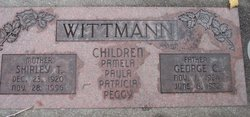Shirley <I>Timby</I> Wittmann