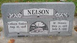 W Dennis Nelson