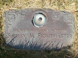Shirley Mae <I>Bickmore</I> Fightmaster