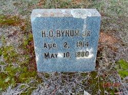 Hugh Otis Bynum Jr