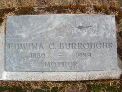 Edwina Grace <I>Soverign</I> Burroughs