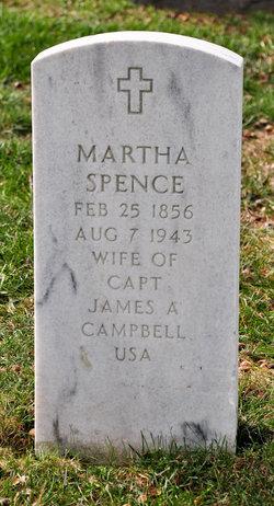 Martha <I>Spence</I> Campbell