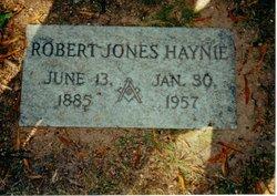 Robert Jones Haynie