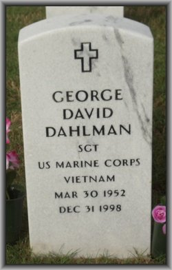 George David Dahlman