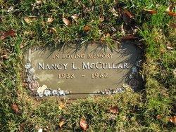 Mrs Nancy L. <I>Stucker</I> McCullar