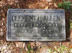 Clement Hannibal Allen