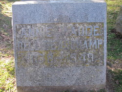 Annie Maude <I>Bell</I> Beauchamp
