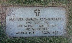 PFC Manuel García Escarfullery