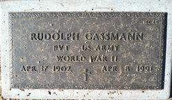 Rudolph Gassmann