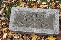 Martha Grace <I>Osborne</I> Flucawa