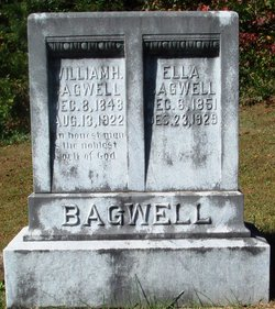 William H Bagwell