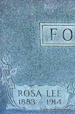 Rosa Lee <I>Nickols</I> Ford