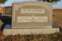 Edward H Achelpohl
