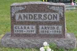 Clara L <I>Robertson</I> Anderson