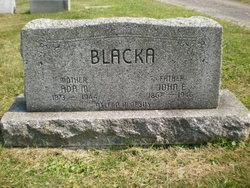 Ada <I>Metsger</I> Blacka
