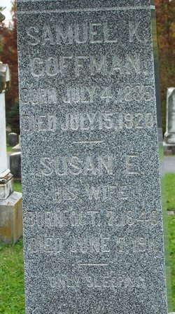 Susan E. <I>Smith</I> Coffman