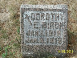 Dorothy E. Birck