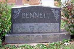 Cora <I>Hensley</I> Bennett