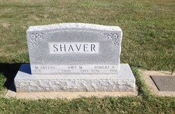 Amy Marie <I>Holaday</I> Shaver