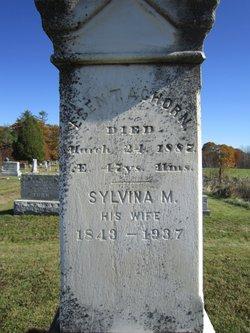 Sylvina <I>Miller</I> Achorn