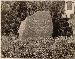 "Catherine Sophie Helene ""Sophie"" <I>Hartung</I> Vassel"