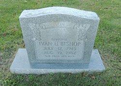 Corp Ivan U. Bishop