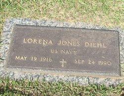 Lorena <I>Harrill</I> Diehl