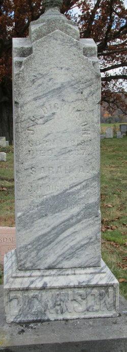 Sarah A Dickinson