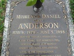 "Marence ""M D"" <I>Daniel</I> Anderson"