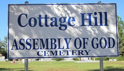 Cottage Hill Assembly of God Cemetery