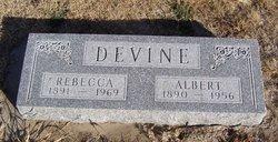Rebecca May <I>Hilton</I> Devine