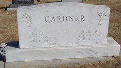 Jennie V <I>Johnson</I> Gardner