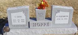 E Gene Hoppe