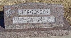 Frances W Jorgensen