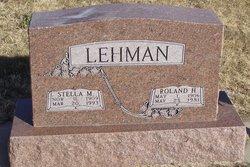 Stella M Lehman