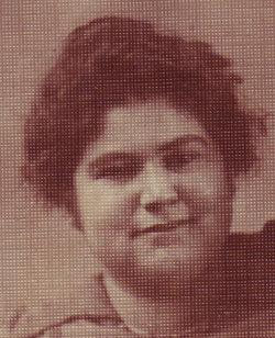 """Margaret LaVesta """"Vessie"""" <I>Bledsoe</I> Cargile"""