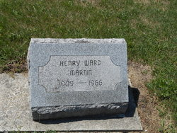 Henry Ward Martin