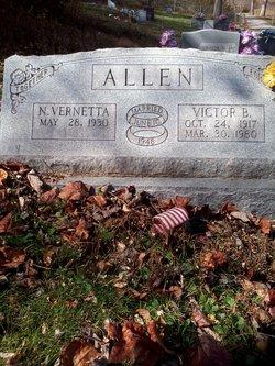 Victor B Allen