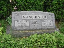 "Loretta M. ""Dolly"" <I>Elser</I> Manchester"