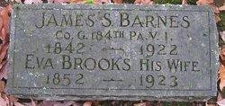 Eva <I>Brooks</I> Barnes