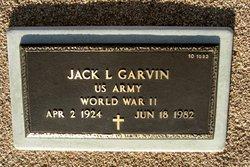 Jack Leroy Garvin