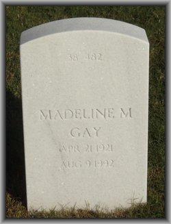 Madeline Mary Gay
