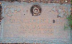 Glen Ernest Eden