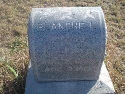 Blanche Lydia <I>Burnett</I> Lentz