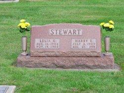 Harry E Stewart