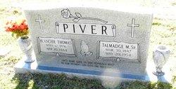 Talmadge Marvin Piver, Sr