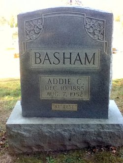 Addie Craig <I>Carter</I> Basham